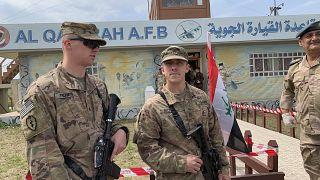 خروج نظامیان آمریکایی از عراق
