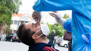 Τεστ κορονοϊου στην Κύπρο
