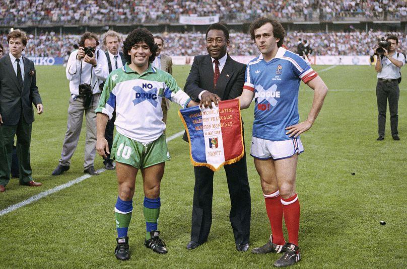 Lionel Cironneau/AP1988