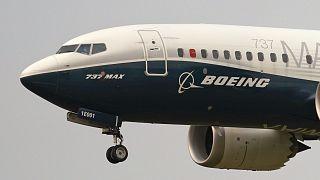 Un des avions-phares de Boeing, le 737 MAX - le 30 septembre 2020 près de Seattle (USA).