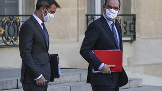 Ο Πρωθυπουργός της Γαλλίας Ζάν Καστέξ
