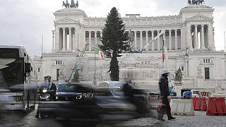 Rom im Dezember 2020