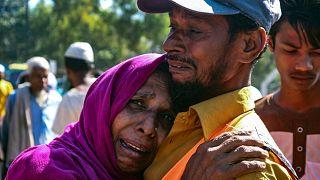 Arakanlı Müslümanlar adaya yerleştiriliyor