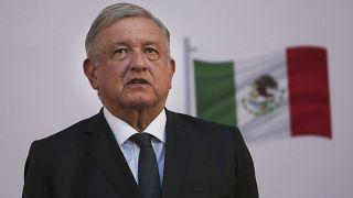 Meksika Devlet Başkanı Manuel Lopez Obrador