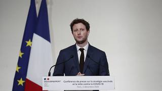 France's Europe Minister Clement Beaune had been on a two-day trip to Poland this week.