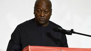 Ghana vote: Who is main opposition candidate Mahama?