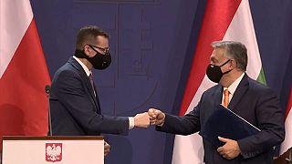 EU-Haushaltsstreit: Polen zieht Veto doch nicht zurück