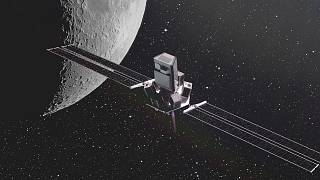 Momentus' Ardoride confirms first ride share mission to the moon.