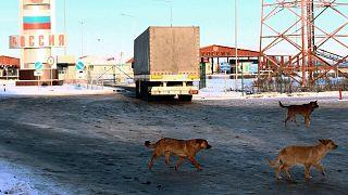 Трое неизвестных с оружием пытались прорваться в Россию с Украины