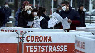 Австрия начала массовое тестирование