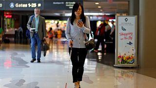شييكو أساكاوا ضريرة ولكنها إحدى أبرز العالمات اليابانيات في مجال التكنولوجيا