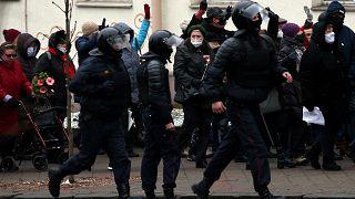 Протесты и репрессии