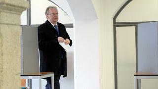 Sachen-Anhalts Ministerpräsident Reiner Haseloff (CDU)