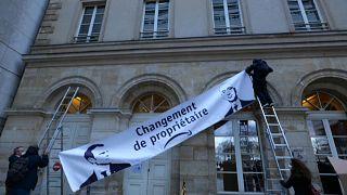 Ministère des Finances, Paris, 4 décembre 2020.
