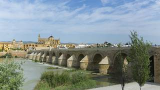 Puente Romano la Mezquita de Cordoba