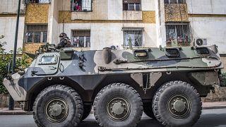 Moroccan police arrest 3 suspected terrorists