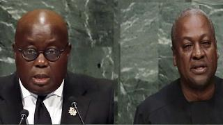 Ghana: Longtime Presidential Candidacy Rivals Sign Peace Pact