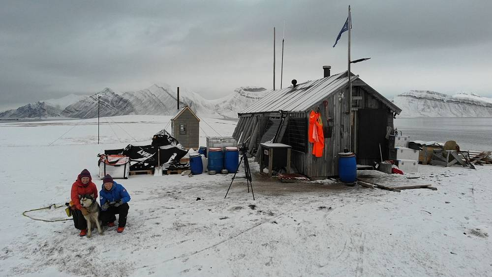 'Strong and successful without men': Why two women spent a year in the Arctic