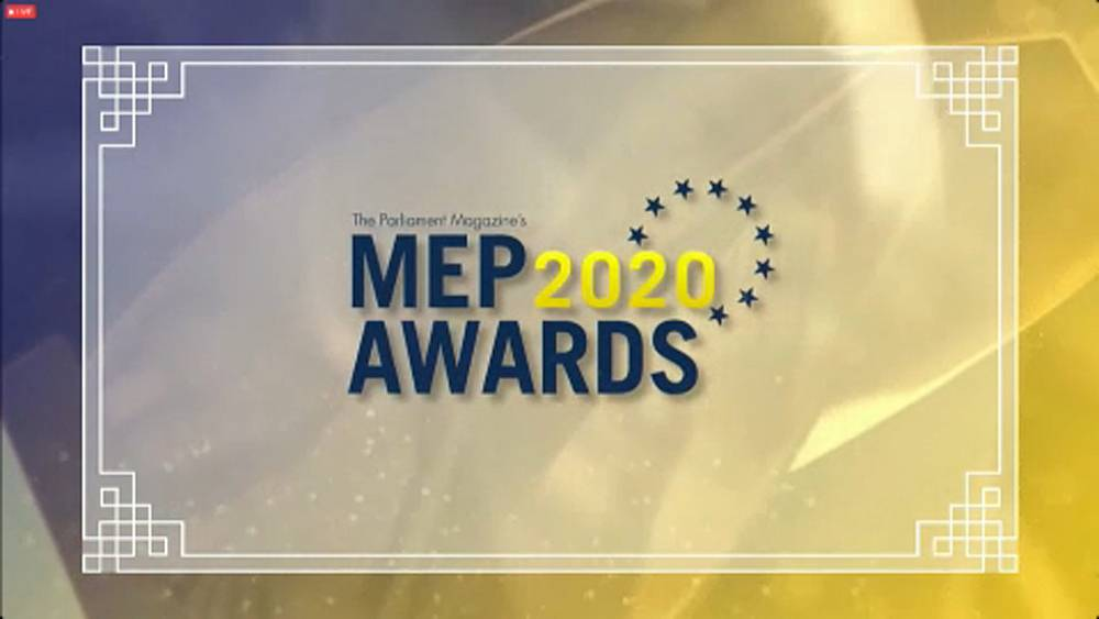 """""""Health is not a cost, it's an investment"""", Euronews speaks to MEP Awards 2020 winners"""