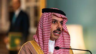 Suudi Arabistan Dışişleri Bakanı Faysal bin Ferhan Al Suud
