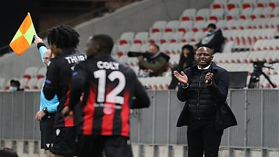 Patrick Vieira sacked as Nice sink to 5th straight defeat