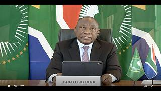 No-confidence vote on South Africa's Ramaphosa pushed to February