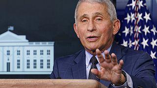 Anthonu Fauci, 1984 yılından beri ABD Ulusal Alerji ve Enfeksiyon Hastalıkları Enstitüsü Başkanı olarak görev yapıyor.