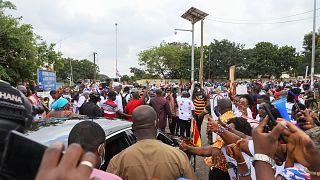 Ghana : la campagne électorale s'achève dans le calme