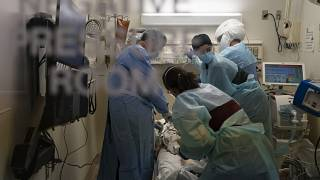 برای دومین روز متوالی آمار بالای ۲۰۰ هزار ابتلای جدید به کووید-۱۹ در آمریکا ثبت شد