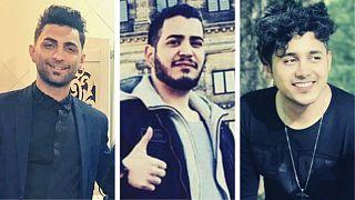 امیرحسین مرادی، سعید تمجیدی و محمد رجب
