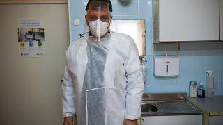 طبيب بلغاري متخصص في علم الأوبئة في صوفيا