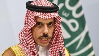 وزير خارجية السعودية فيصل بن فرحان