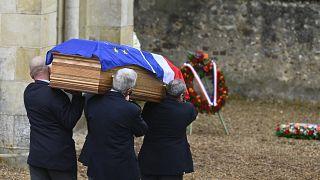 Obsèques de Valérie Giscard d'Estaing dans l'intimité