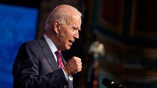 ABD'nin bir sonraki Başkanı Joe Biden