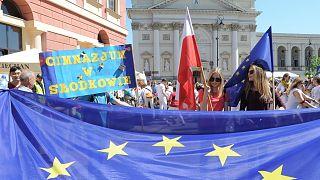 EU-nap Varsóban, 2016-ban