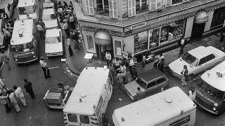 Rue des Rosiers, 9 de agosto de 1982