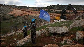 قوات اليونيفيل جنوب لبنان