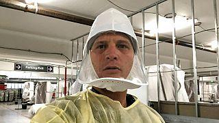 Selfie von Dr. Keeperman in Nevada