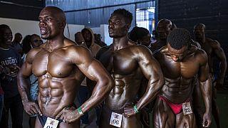 Kenya : le bodybuilding renaît de ses cendres