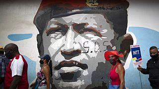 Venezuela'da seçim günü