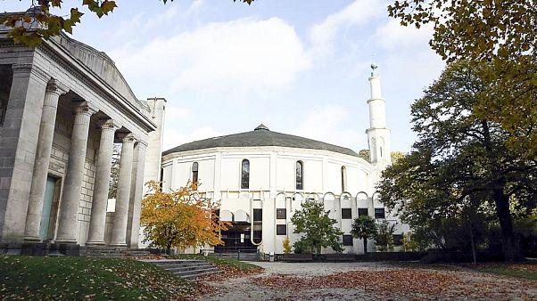 Belçika'nın başkenti Brüksel'de yer alan Ulu Cami