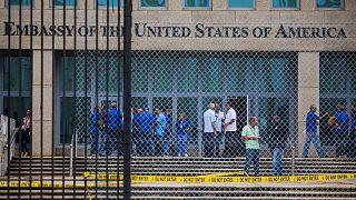سفارت آمریکا در کوبا