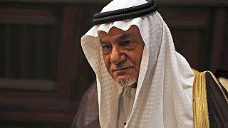 الأمير السعودي تركي الفيصل