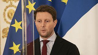 Clément Beaune, Secrétaire d'État français chargé des affaires européennes