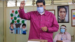 انتخابات پارلمانی ونزوئلا
