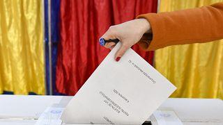 Romanya'da milletvekili seçimi