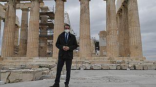 Mitsotakis in Athen