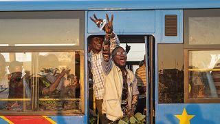 RDC : la population célèbre le discours de Tshisekedi