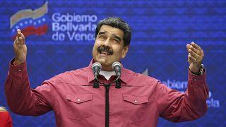 """Грандиозная победа"" Мадуро"