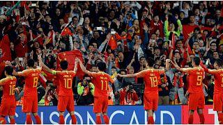 الصين _كرة قدم